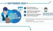 SENSUS PENDUDUK 2020 SERENTAK HARI INI, 1 SEPTEMBER 2020