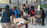 Pelatihan Pertukangan di Desa Cibuyur
